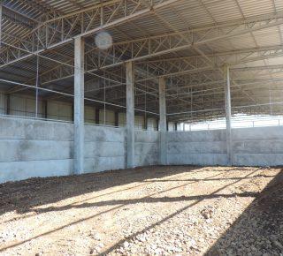 Pré-moldados Filipin - Obras